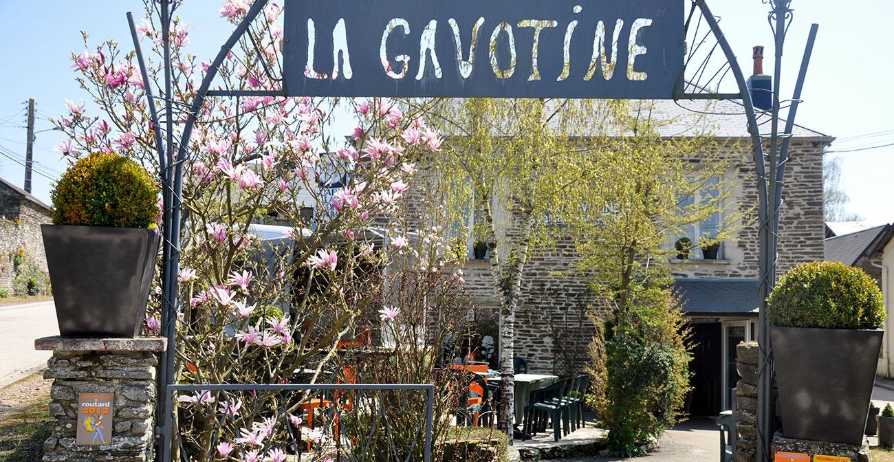 La Gavotine